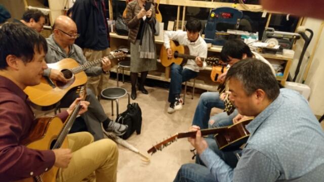 ヴィンテージギタ―でのセッションがどれも凄い音色です!